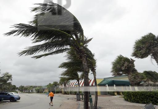 Hurricane Matthew Florida