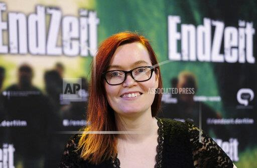 "Premiere Film ""End Time"""