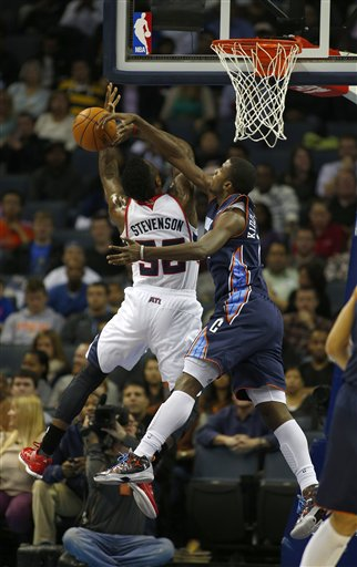 Michael Kidd-Gilchrist, DeShawn Stevenson