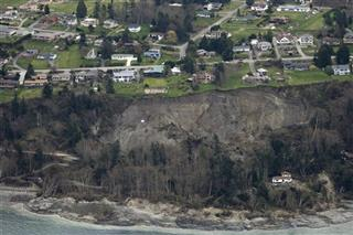 APTOPIX Washington Landslide