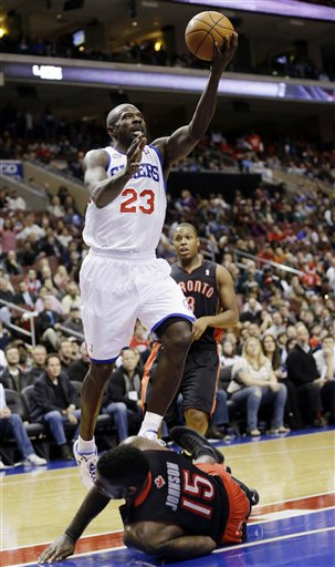 Jason Richardson, Amir Johnson