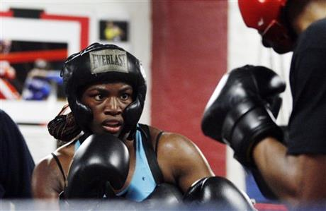 Claressa Shields