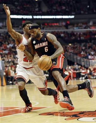LeBron James, Jimmy Butler
