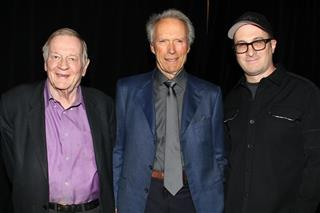 Tribeca Talks Directors Series Clint Eastwood with Darren Aronofsky