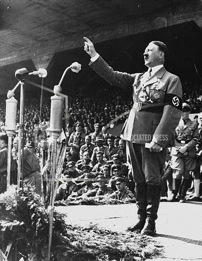 Associated Press International News Germany ADOLF HITLER