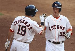 Matt Dominguez, Robbie Grossman