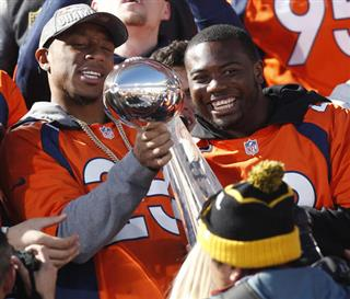 Chris Harris, C.J. Anderson