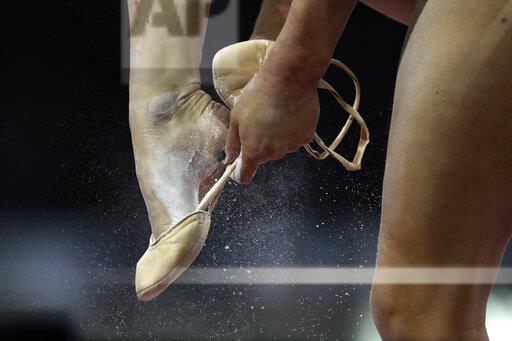 APTOPIX Germany Gymnastics World Championships