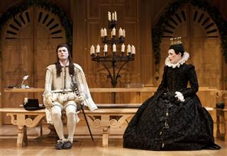 Britain Theater Review Mark Rylance