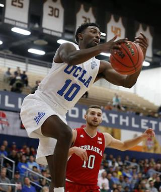 Nebraska UCLA Basketball