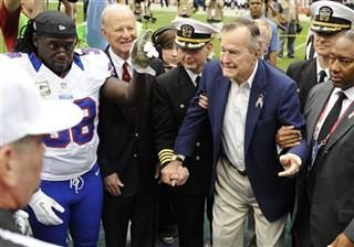 George HW Bush, Corey McIntyre, James Baker