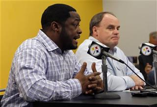 Mike Tomlin, Kevin Colbert