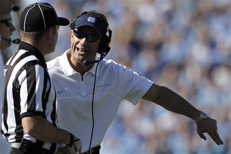 Larry Fedora
