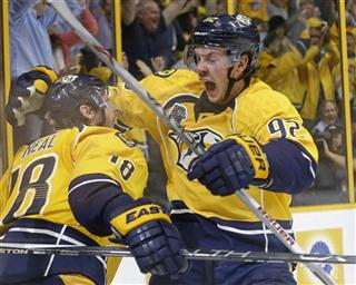 James Neal, Ryan Johansen