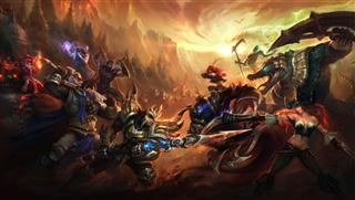 Games League of Legends