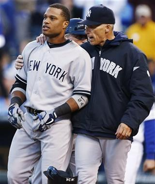 Joe Girardi, Robinson Cano