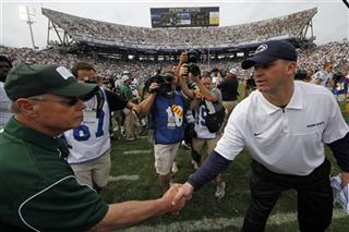Bill O'Brien, Frank Solich