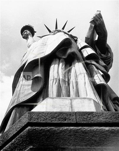 Watchf AP A  NY USA APHS368673 Statue of Liberty
