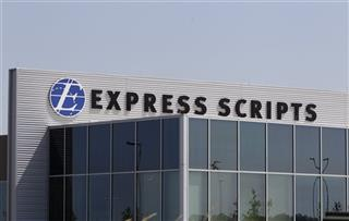 Earns Express Scripts