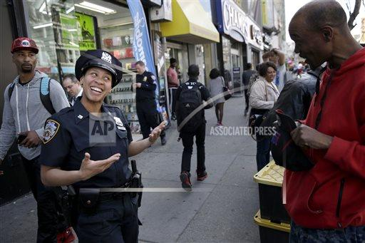 NYPD Cooling Confrontations
