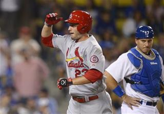 David Freese, A.J. Ellis