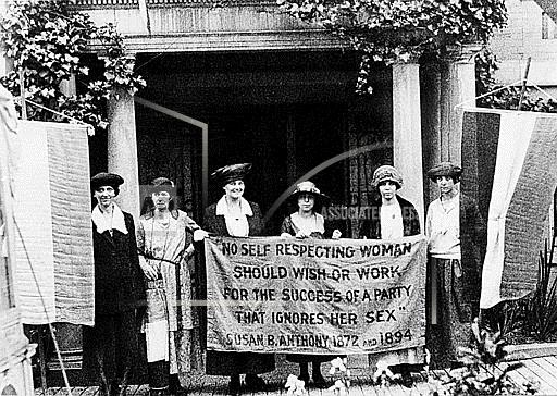 Associated Press Domestic News Dist. of Columbia United States NATIONAL WOMANS PARTY