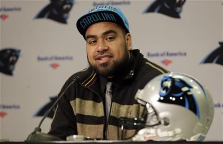 Star Lotulelei Panthers Draft