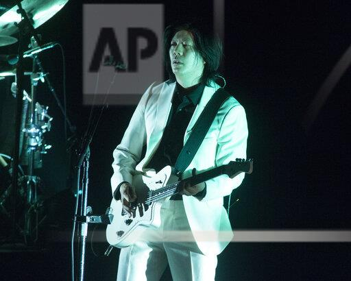 The Smashing Pumpkins and Noel Gallagher's High Flying Birds In Concert - Camden, NJ