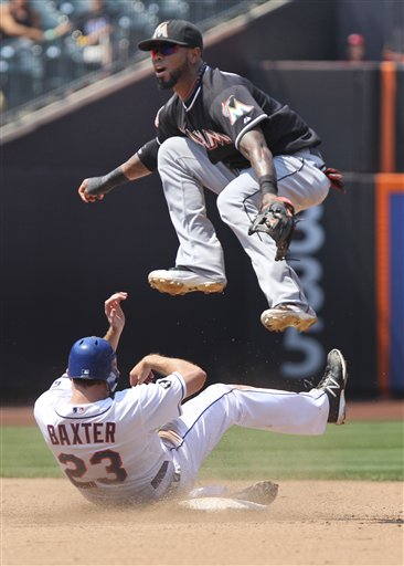 Jose Reyes, Mike Baxter
