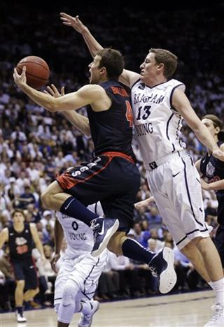 Kevin Pangos, Brock Zylstra