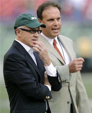 Woody Johnson, Mike Tannenbaum