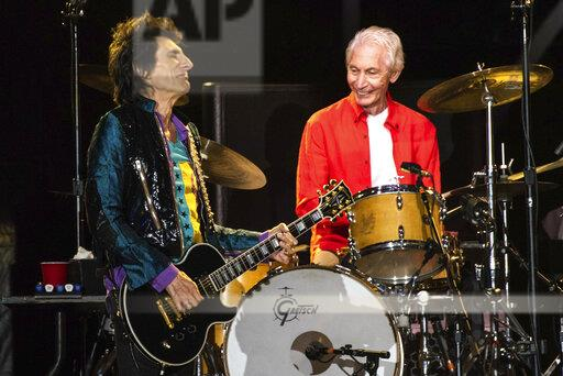 The Rolling Stones Live In Concert