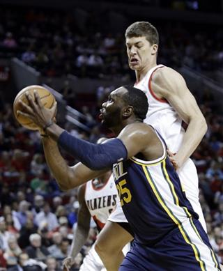 Al Jefferson, Meyers Leonard