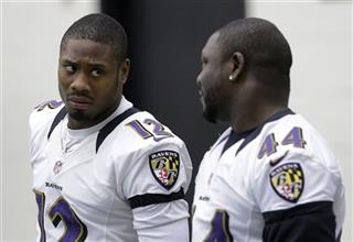 Jacoby Jones, Vonta Leach