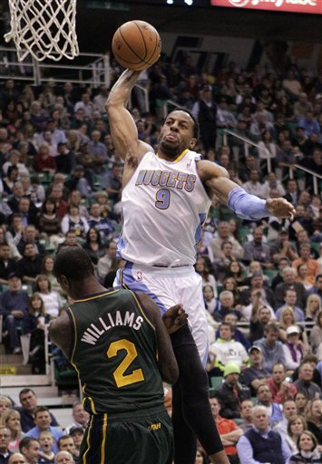 Andre Iguodala, Marvin Williams