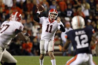 Aaron Murray, Jay Rome