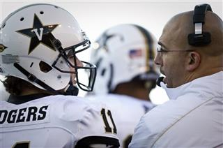 James Franklin, Jordan Rodgers