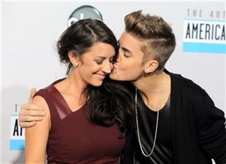 Justin Bieber, Pattie Mallette