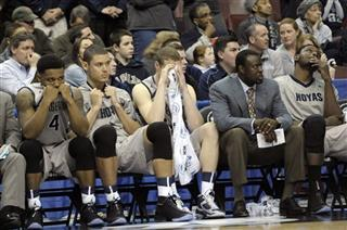 NCAA Georgetown Florida Gulf Coast Basketball