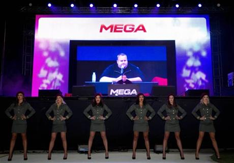 New Zealand Kim Dotcom