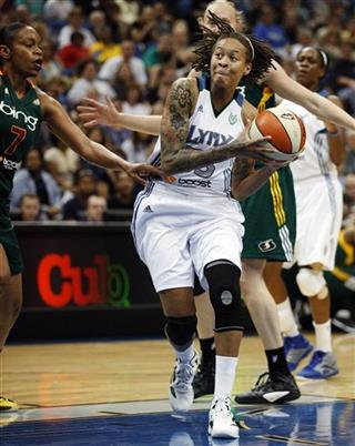 Seimone Augustus, Tina Thompson