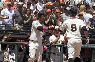 Brandon Crawford Brandon Belt