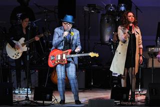 Elvis Costello, Maya Rudolph