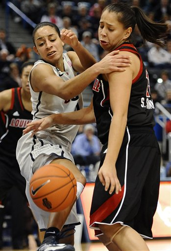 Shoni Schimmel, Bria Hartley