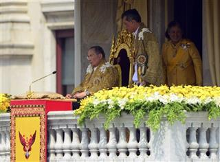 Bhumibol Adulyadej, Vajiralongkorn, 