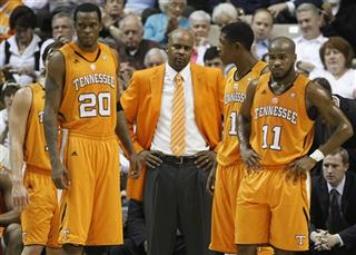 Cuonzo Martin, Kenny Hall, Josh Richardson, Trae Golden