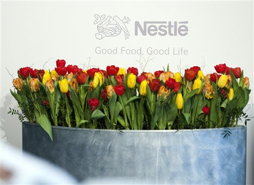 Switzerland Nestle