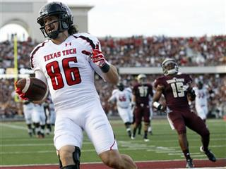 Texas Tech Texas St Football