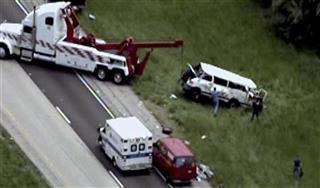 Deadly Van Crash Illinois