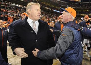 John Elway, John Fox